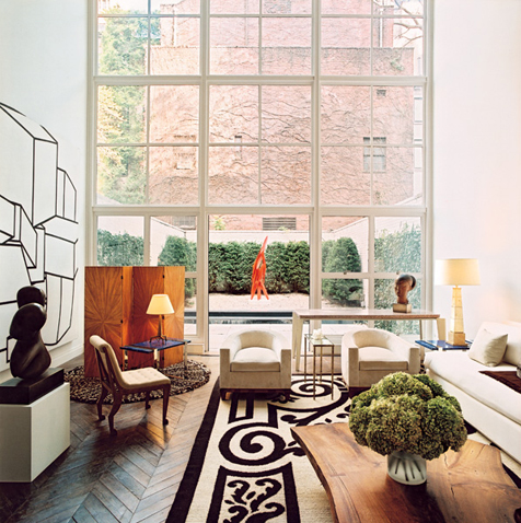 Pamplemousse Design Inc A Townhouse On The Upper East